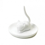 CHARMING CAT RING DISH